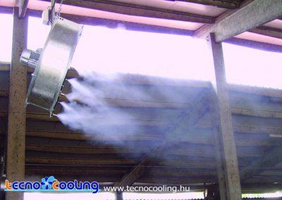 Ipari párásítás, hőmérséklet és páratartalom szabályzó rendszerek